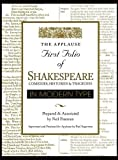 Shakespeare, William: The Applause First Folio of Shakespeare in Modern Type