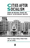 Andrusz, Gregory: Cities after Socialism : Urban and Regional Change and Conflict in Post Socialist Societies