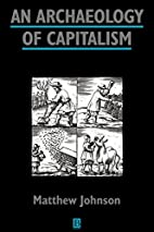An Archaeology of Capitalism (Social…