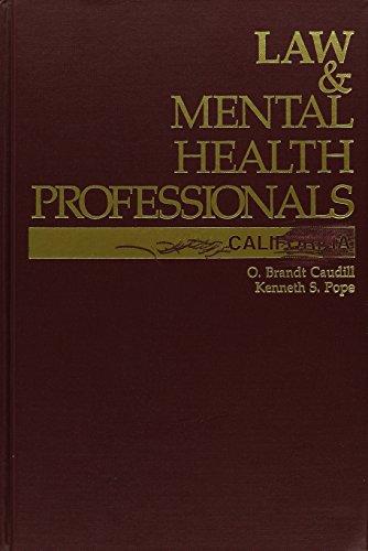 law-mental-health-professionals-california