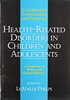 Health-Related Disorders in Children and…