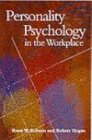 Personality Psychology in the Workplace…