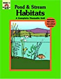 Norris, Jill: Pond and Stream: Habitats