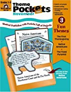 Theme Pockets - November by Michelle Barnett