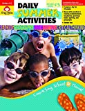 Norris, Jill: Daily Summer Activities, Moving from Fourth to Fifth Grade