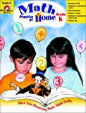 Norris, Jill: Math Practice at Home Grade K
