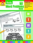 Daily Word Problems, Grade 1 Math by Jill…