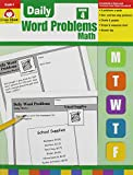 Norris, Jill: Daily Word Problems, Grade 4