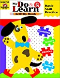 Jill Norris: My Do and Learn Book, Prekindergarten