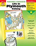John Ed. Norris: History Pockets: Life in Plymouth Colony, Grades 1-3