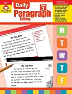 Daily Paragraph Editing, Grade 2 by Kristen…