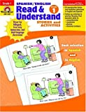 Jill Norris: Spanish/English Read & Understand, Grade 1 (Spanish Edition)