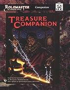 Treasure Companion (Rolemaster Companion) by…
