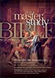 [???]: The Master Study Bible: King James Version/Burgandy Bonded Leather