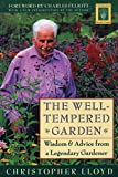 Lloyd, Christopher: The Well-Tempered Garden