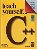 Stevens, Al: Teach Yourself...C++/Book and Disk