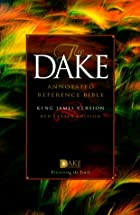 Dake Annotated Reference Bible-KJV by Finis&hellip;