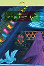 Temporary Lives: Stories (Awp Award Series…