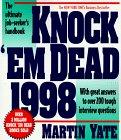 Yate, Martin John: Knock 'Em Dead 1998 (Serial)