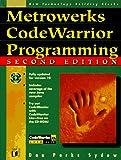 Sydow, Dan Parks: Metrowerks Codewarrior Programming