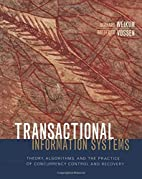 Transactional Information Systems: Theory,…