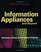 Information Appliances and Beyond:…