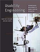 Usability Engineering: Scenario-Based…