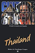 Culture Shock! Thailand by Robert Cooper