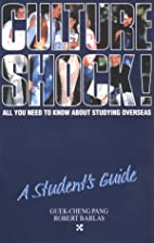 Culture Shock! A Student's Guide by…
