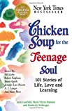 Jack Canfield: Chicken Soup for the Teenage Soul: 101 Stories of Life, Love and Learning (Chicken Soup for the Soul)
