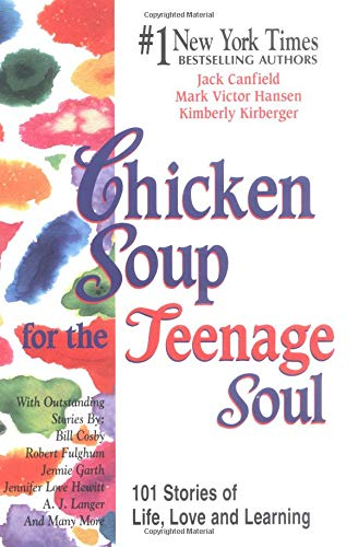 chicken soup for the teenage soul poems. Chicken+soup+for+the+soul