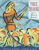 Public Speaking in a Diverse Society by…