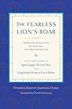 The Fearless Lion's Roar: Profound…