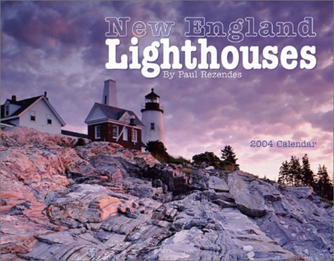 new-england-lighthouses-2004-calendar