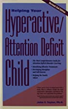 Helping Your Hyperactive/Attention Deficit…