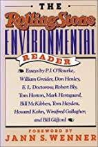 The Rolling Stone Environmental Reader by…