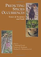 Predicting Species Occurrences: Issues of…