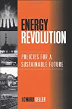 Energy Revolution: Policies For A…