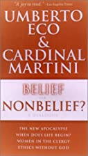 Belief or Nonbelief?: A Dialogue…
