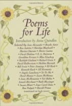 Poems for Life: Famous People Select Their…