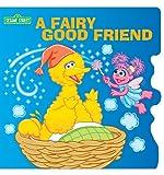 Tim Carter: Sesame Street Sparkle Stories-A Fairy Good Friend