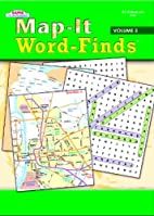 Map-It Word Finds Volume 1 by Kappa