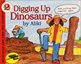 Aliki: Digging Up Dinosaurs Book and Tape (Let's-Read-and-Find-Out Science 2)