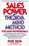 Silva, Jose: Sales Power (Use the Power of Your Mind to Increase Your Sales: Ilva Method of Selling/Audio Cassettes)