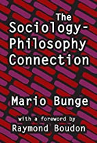 The Sociology-Philosophy Connection by Mario…