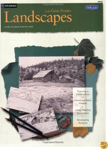 Drawing: Landscapes with Gene Franks (How to Draw & Paint/Art Instruction Program)