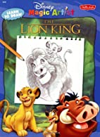 How to Draw: The Lion King by David Pacheco