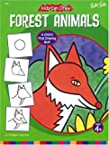 Legendre, Philippe: Kids Can Draw Forest Animals