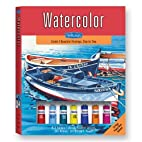 Watercolor Kit (Walter Foster Painting Kits)…