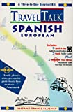 Penton Overseas, Inc: Traveltalk Spanish (European) with Book(s)